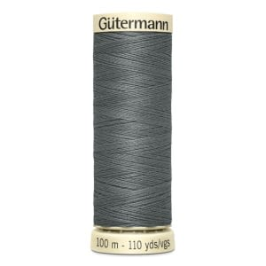Gutermann Sew All Thread – Beaver Grey #701 100 metre