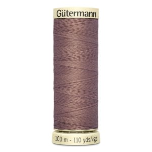 Gutermann Sew-all Thread 100m Colour 216 MOCHA BEIGE