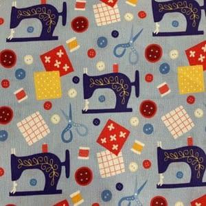 Sewing Machines - Cotton Print