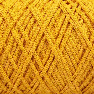 Macrame Cotton - Dark Yellow 250g