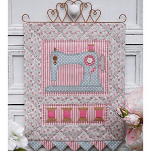 Thread & Sew - Wall Hanging Pattern by The Rivendale Collection