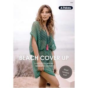 Beach Cover Up - Crochet Pattern