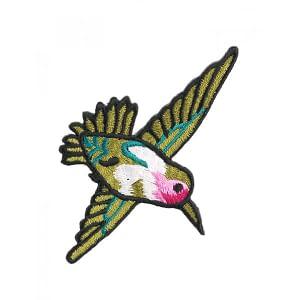 iron on motif bird