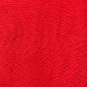 homespun cotton red