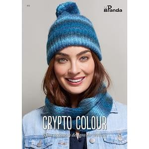 Crypto Colour - Knitting & Crochet Pattern Book