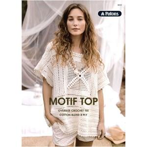 Motif Top - Crochet Pattern