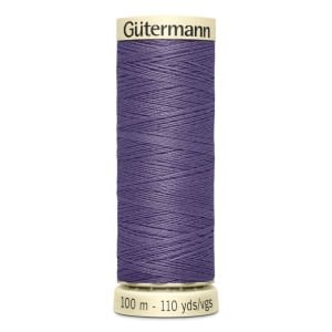 Gutermann Sew-all Thread 100m Colour 440 DUSKY LAVENDER