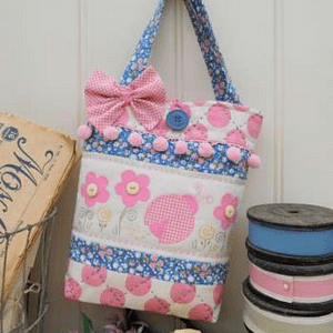Betsy Bug - Bag Pattern by The Rivendale Collection