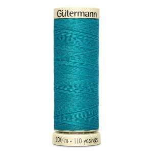 Gutermann Sew-all Thread 100m Colour 55 TURQUOISE