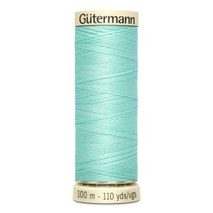 Gutermann Sew-all Thread 100m Colour 234 CELESTE GREEN