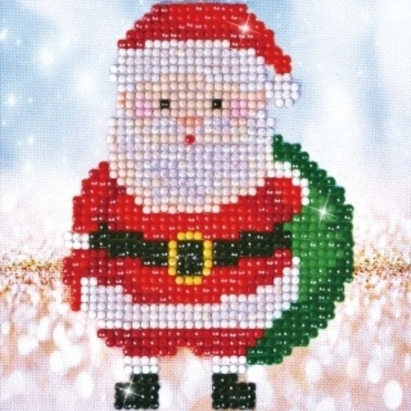 Santa Claus Sack - Diamond Dotz Kit