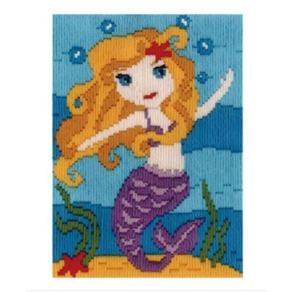 Mermaid Longstitch Kit