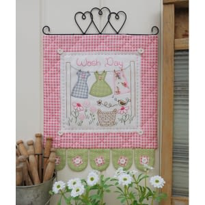 Wash Day - Wall Hanging Pattern by The Rivendale Collection