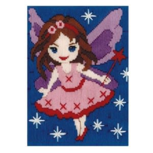 Fairy Long Stitch Kit