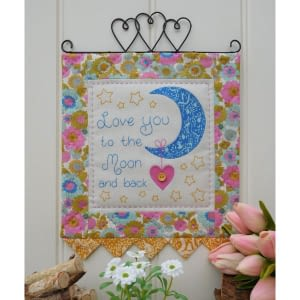 Moon and Back - Pattern by The Rivendale Collection