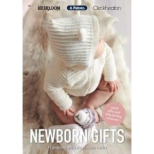 Newborn Gifts - Knitting Pattern Book