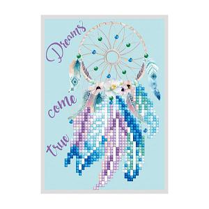 Dreams Come True - Diamond Dotz Greeting Card Kit