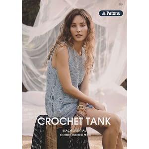 Crochet Tank - Crochet Pattern