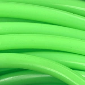 Plastic Tubing 6mm - Mint Green