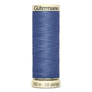 Gutermann Sew-all Thread 100m Colour 37 DARK STEEL BLUE