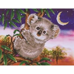 Koala Snack - Diamond Dotz Kit