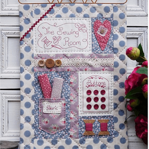 The Sewing Room - Wall Hanging Pattern by The Rivendale Collection
