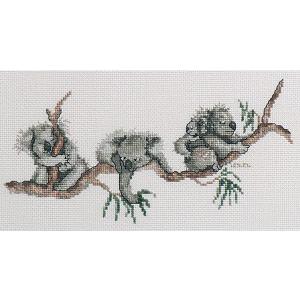 Koalas Australian Collection Cross Stitch Kit
