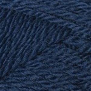 Cleckheaton Country 8 Ply Wool - Dark Denim #371