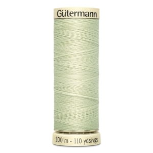 Gutermann Sew-all Thread 100m Colour 818 LIGHT FERN GREEN