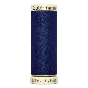Gutermann Sew-all Thread 100m Colour 13 NAVY BLUE