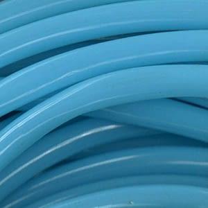 Plastic Tubing 6mm - Sky Blue