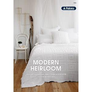 Modern Heirloom - Crochet Pattern