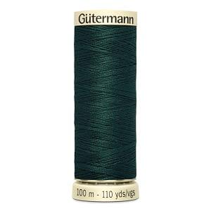 Gutermann Sew-all Thread 100m Colour 18 ULTRA DARK TEAL