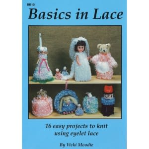 basics in lace book