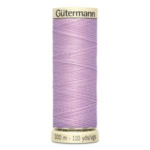 Gutermann Sew-all Thread 100m Colour 441 DARK LILAC