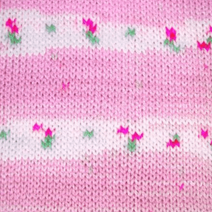 dazzle star 8 ply pink