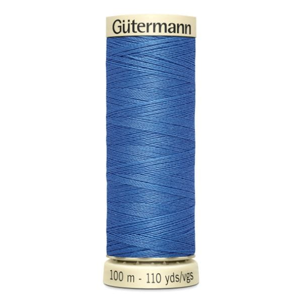 Gutermann Sew-all Thread 100m Colour 213 DUSKY BLUE