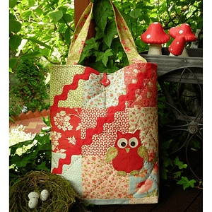 Hiccups - Bag Pattern by The Rivendale Collection