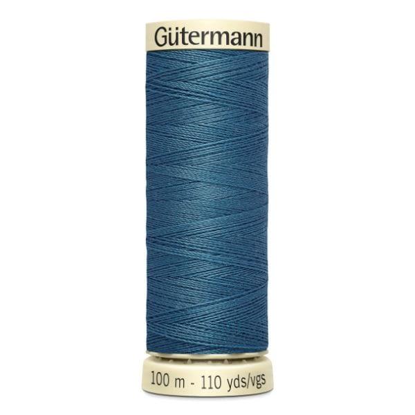 Gutermann Sew-all Thread 100m Colour 903 BLUE GREY
