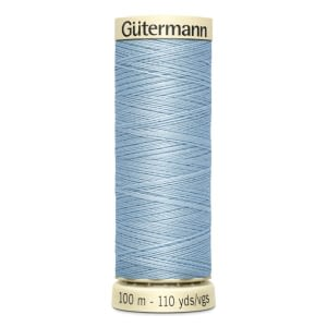 Gutermann Sew-all Thread 100m Colour 75 PALE BLUE