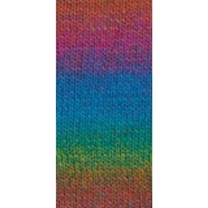 Crypto 8 Ply - Rainbow Sherbet